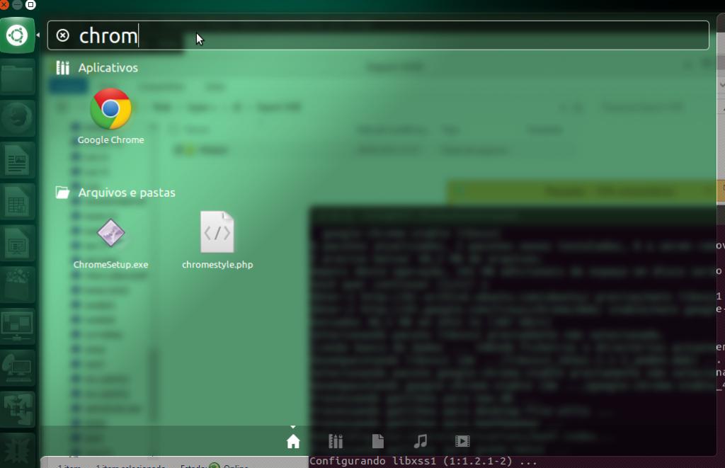 Instalando o Google Chrome no Ubuntu Linux