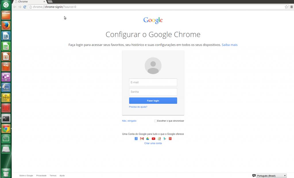 Google Chrome Ubuntu Linux