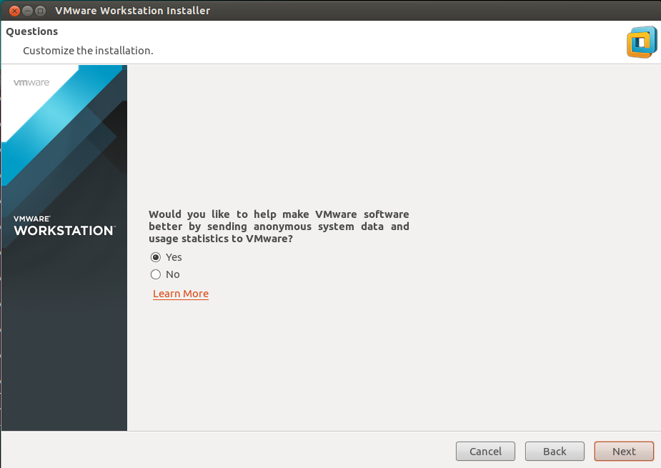 Instalando VMWare Workstation no Ubuntu