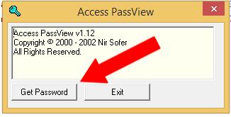 Executando o Accesspv